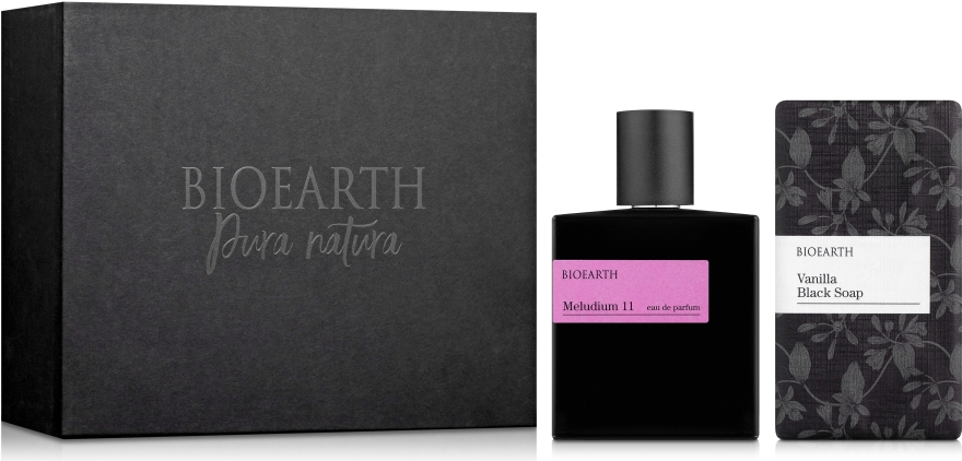 Bioearth Meludium 11 for Her - Набор (edp/100ml + soap/300g)