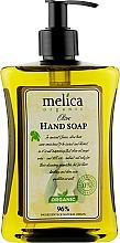 Духи, Парфюмерия, косметика Жидкое мыло с экстрактом оливы - Melica Organic Olive Liquid Soap