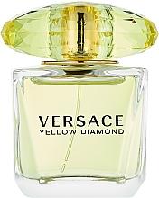 Духи, Парфюмерия, косметика Versace Yellow Diamond - Туалетная вода (тестер с крышечкой)