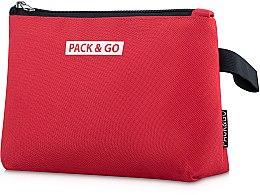 Духи, Парфюмерия, косметика Термо-косметичка красная - Pack&Go Easy Bag