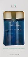 Духи, Парфюмерия, косметика Набор - La'dor Perfect Hair Fill-Up Duo Set (filler/2x100ml)
