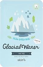 Духи, Парфюмерия, косметика Тканевая маска для лица - Skin79 Fresh Garden Mask Glacial Water