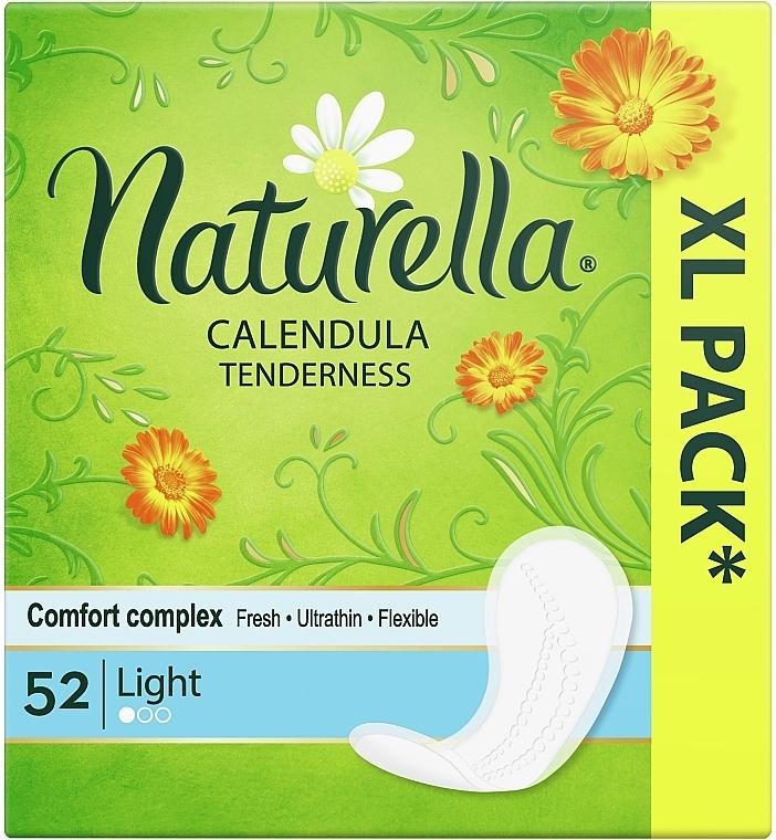 """Ежедневные гигиенические прокладки """"Мягкость календулы"""", 52шт - Naturella Calendula Tenderness Normal"""