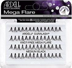 Духи, Парфюмерия, косметика Накладные ресницы - Ardell Duralash Knot Mega Flare Medium Black