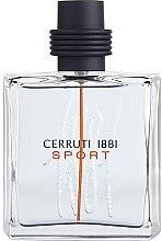 Духи, Парфюмерия, косметика Cerruti 1881 Sport - Туалетная вода (тестер с крышечкой)
