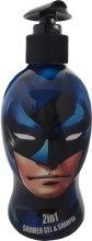 Духи, Парфюмерия, косметика Детский шампунь-гель для душа - Corsair Batman 2in1 Shower Gel&Shampoo
