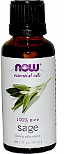 Духи, Парфюмерия, косметика Эфирное масло шалфея - Now Foods Essential Oils 100% Pure Sage