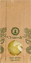 Духи, Парфюмерия, косметика Порошок чистой хны - Chandi Natural Henna Powder Reflect