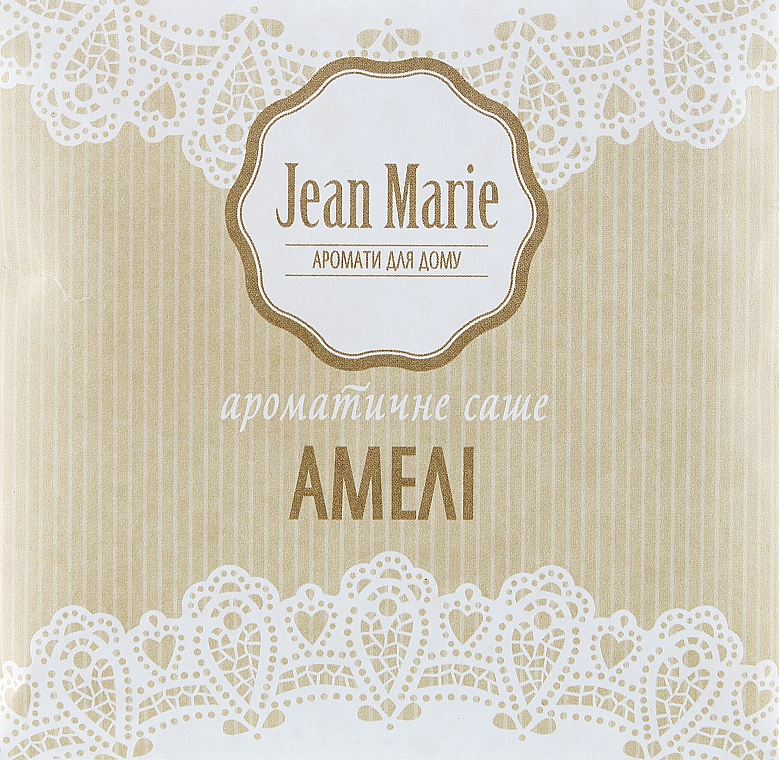 "Ароматическое саше ""Амели"" - Jean Marie"