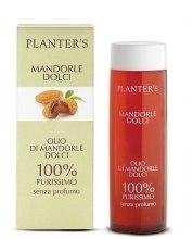 "Духи, Парфюмерия, косметика Масло ""Сладкий миндаль"" - Planter's Sweet Almond Oil fragrance free"