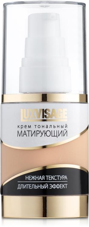 Крем тональный матирующий - Luxvisage