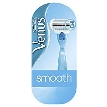 Духи, Парфюмерия, косметика Бритва с 1 сменной кассетой, синяя - Gillette Venus