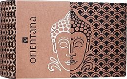 Духи, Парфюмерия, косметика Набор - Orientana Mantra Set (eye/cr/15ml + f/cr/50ml + f/ser/30ml + tonik/100ml + f/gel/150ml)