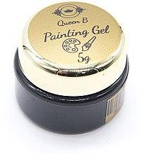 Духи, Парфюмерия, косметика Гель-краска для ногтей - Queen B Painting Gel