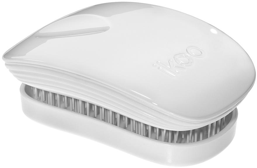Расческа для волос - Ikoo Pocket White Brush