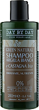 Духи, Парфюмерия, косметика Шампунь с белой глиной и каштаном - Alan Jey Green Natural Shampoo