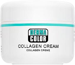 Духи, Парфюмерия, косметика Крем для лица с коллагеном - Kryolan Dermacolor Collagen Cream