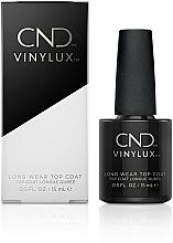 Духи, Парфюмерия, косметика Верхнее покрытие для ногтей - CND Vinylux Top Coat
