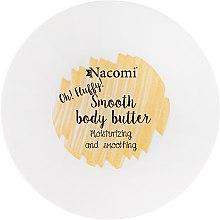 "Духи, Парфюмерия, косметика Масло для тела ""Запеченный пирог из папайи"" - Nacomi Smooth Body Butter Freshly Baked Papaya Pie"