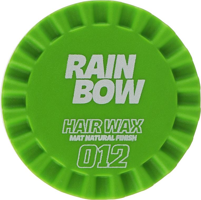 Фиксирующий воск для волос, зеленый - Rainbow Professional Hair Wax