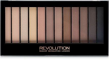 Палетка теней для век - Makeup Revolution Redemption Iconic Elements