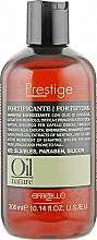 Духи, Парфюмерия, косметика Регенерирующий шампунь против выпадения волос - Erreelle Italia Prestige Oil Nature Fortyfing Shampoo