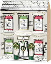 Духи, Парфюмерия, косметика Набор - Baylis & Harding The Fuzzy Duck Winter Wonderland 5 Bottle Set (b/wash/100ml + sh/cr/100mlx2 + h/cr/100ml + b/lot/100ml)