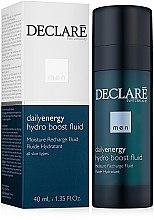 Парфумерія, косметика Двофазний енергетичний зволожувальний засіб - Declare Daily Energy Hydro Boost Fluid