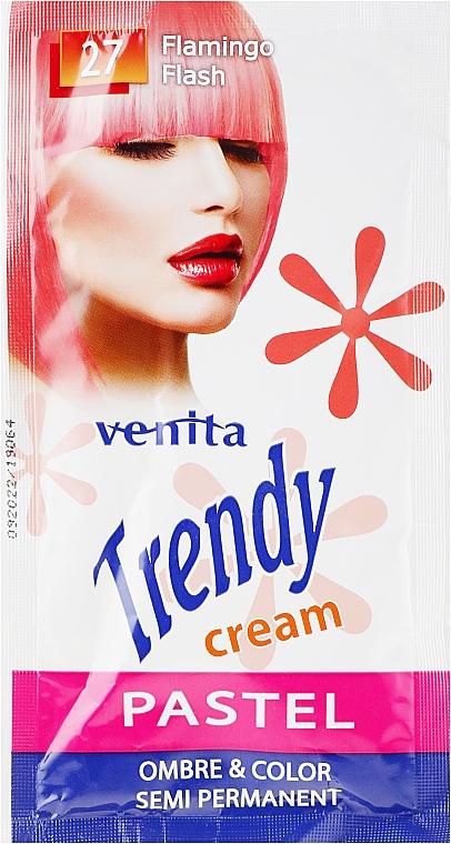 Красящий тонер-крем - Venita Trendy Color Cream (саше)