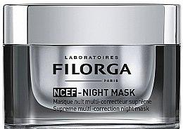 Духи, Парфюмерия, косметика Мультикорректирующая ночная маска лица - Filorga NCEF-Night Mask