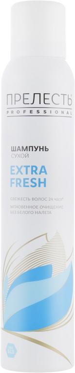 Сухой шампунь - Прелесть Professional Extra Fresh Dry Shampoo