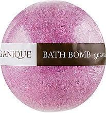 "Духи, Парфюмерия, косметика Шипучий шар для ванны ""Гуава"" - Organique Bath Bomb Guava"