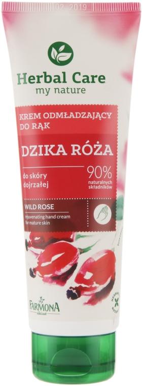 "Крем для рук ""Роза"" - Farmona Herbal Care"