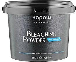 Духи, Парфюмерия, косметика Осветляющий порошок в микрогранулах (синий порошок) - Kapous Professional Bleaching Powder
