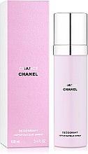 Духи, Парфюмерия, косметика Chanel Chance - Дезодорант