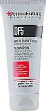 Духи, Парфюмерия, косметика Шампунь для мужчин против перхоти - Dermo Future DF5 Anti-Dandruff Shampoo For Men