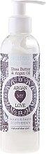 Духи, Парфюмерия, косметика Питательный бальзам для тела с маслом карите - Argan My Love Oriental Body Balm Shea Butter & Argan Oil