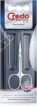 Духи, Парфюмерия, косметика Ножницы для кутикулы изогнутые, 8 см, 11018 - Credo Solingen