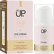 Духи, Парфюмерия, косметика Крем для кожи вокруг глаз с разглаживающим эффектом - Verona Laboratories Skin Up Face Care Eye Cream
