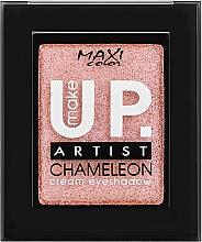 "Духи, Парфюмерия, косметика Кремовые моно-тени для век ""Хамелеон"", 2.5g - Maxi Color Make Up Artist Chameleon Cream Eyeshadow (тестер)"