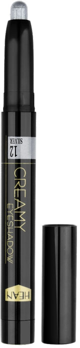 Кремовый карандаш для век - Hean Creamy Eye Shadows — фото N1