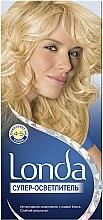 Духи, Парфюмерия, косметика Осветлитель для волос, осветление на 4-5 тонов - Londa Super Blonde