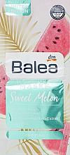 """Духи, Парфюмерия, косметика Маска для лица """"Сладкий арбуз"""" - Balea Sweet Melon Face Mask"""