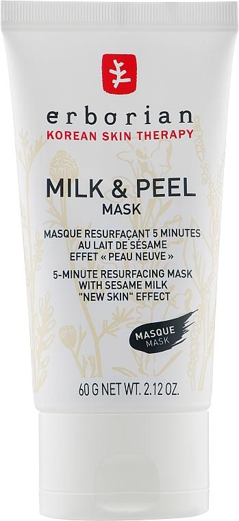Разглаживающая маска-пилинг для лица - Erborian Milk & Peel Mask