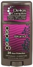 """Духи, Парфюмерия, косметика Дезодорант для тела """"Остров"""" - Naturally Fresh GeoDeo Deodorant Plus Detox Complex Island"""