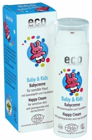 Детский крем для пеленальной зоны - Eco Cosmetics Baby&Kids Nappy Cream