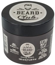 Духи, Парфюмерия, косметика Экстра-матовая паста с белой глиной - Beard Club Extra Matt Clay