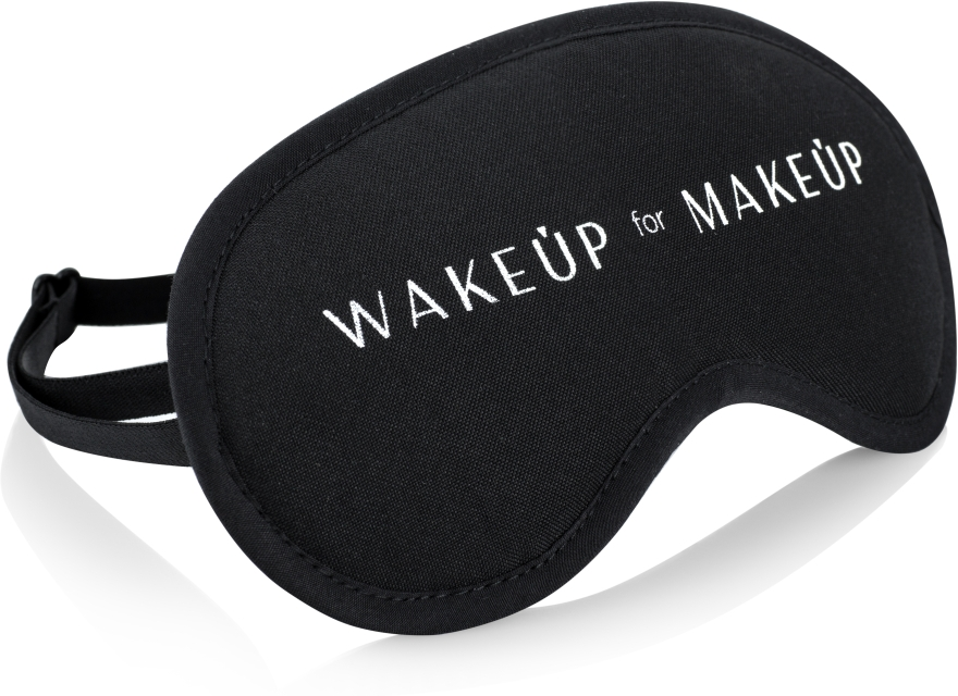 "Маска для сна ""WakeUp for Makeup"" - Makeup"