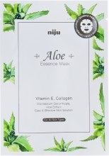 "Духи, Парфюмерия, косметика Маска для лица ""Алоэ"" - Konad Niju Aloe Essence Mask"