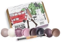 "Духи, Парфюмерия, косметика Набор теней для век ""Лондон"" - Everyday Minerals Makeup Diary London Kit"